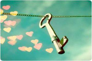 La clé de soi vous appartient.