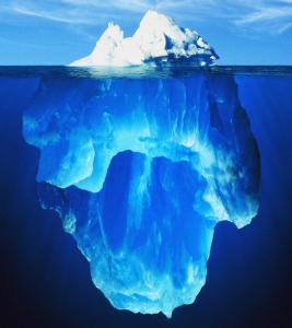 Image d'un Iceberg