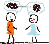 Image d'un échange thérapeutique
